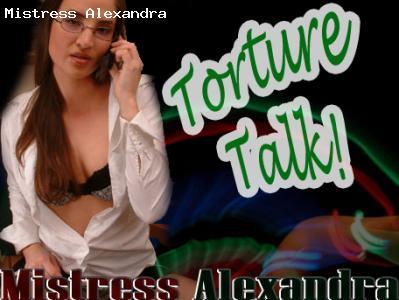 Torture Talk