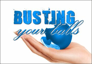 Busting your Balls