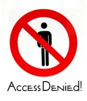 Access Denied!