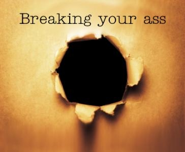 Erotic Mp3: Breaking your ass