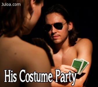 His Costume Party