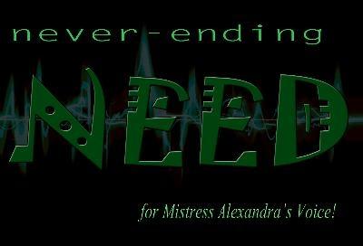 Never-Ending Need