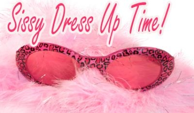 Sissy Dress-Up Time With Mistress