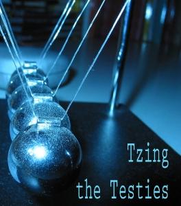 Tzing the Testies
